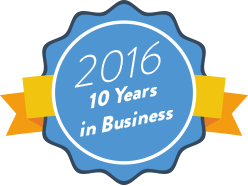 Cool 2 U has been in business for 10 years!